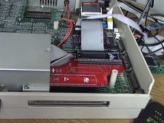 10 MARC - Apollo Vampire 500 V2 - Amiga 1000
