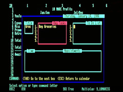 10 MARC - C128 software