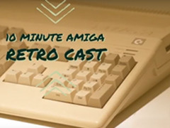 10 Minute Amiga Retro Cast - Amiga Workbench