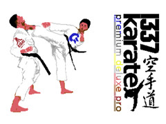 1337 Karate - C64