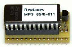 6540 ROM Replacement