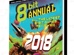 8 Bit Annual - Kickstart