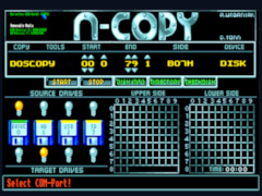 A-Copy - Amiga