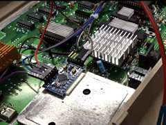 Adrian Black - C64 Kernal Switcher (Arduino)