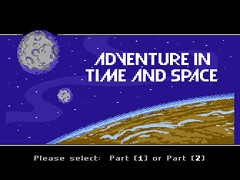 Adventure In Time And Space - Plus/4