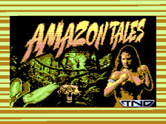 Amazon Tales - C64