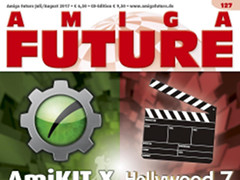 Amiga Future #127