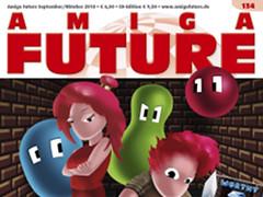 Amiga Future #134