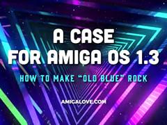 Amiga Love - AmigaOS 1.3