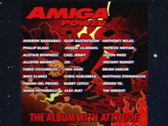 Amiga Power: The Album With Attitude