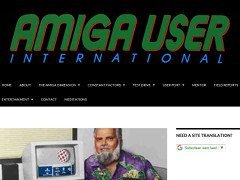 Amiga User International - Jay Miner