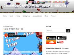 Amiga user Ireland podcast