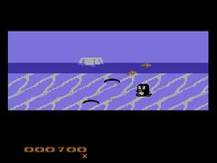 Antarta the Penguin - C64