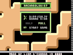 Archaeologist - Plus/4
