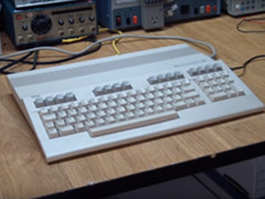 Artifact Electronics - Commodore C128 naprawa