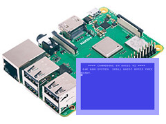 BMC64 v3.6 - Raspberry Pi