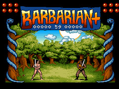 Barbarian Plus - Amiga