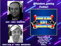 BastichB 64K - Handson gaming #4