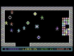 Berks Four - C64