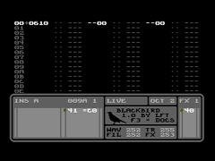 Blackbird v1.0 - C64
