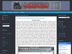 BlitterWolf - Trevor Dickinson