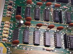 Boolean - C64 restoration