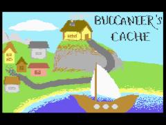 Buccaneer's Cache - C64