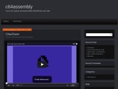 C64assembly blog