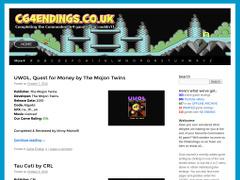 C64 Endings