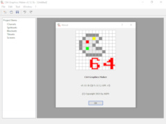 C64 Graphics Maker v0.12.1b