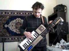 C64 Keytar