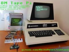 CBM Tape Pi