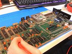 CRG - C64 Reparatur