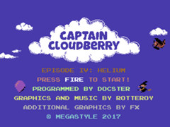 Captain Cloudberry, Helium - C64