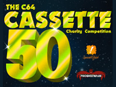 The C64 Cassette 50 Charity Competition