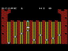 Castle Attack- VIC20