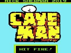 Caveman - VIC20