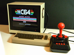 Mini Commodore monitor
