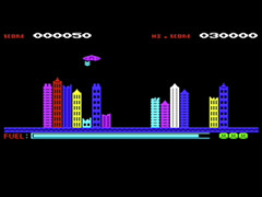 City Crusher Arcade - VIC20
