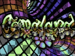 Comaland - C64