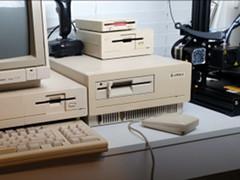 Commodore Cave - Amiga 1060 Sidecar