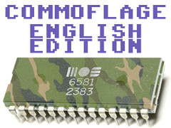 Commoflage - English Edition 07