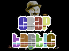 4 KB Craptastic game competition
