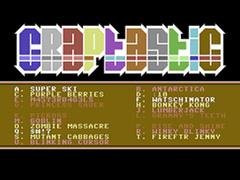 2016 Reset C64 Craptastic Game Competition