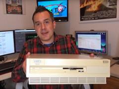 Dan Wood - Amiga 3000
