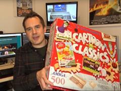 Dan Wood - Amiga 500 Plus Cartoon Classics