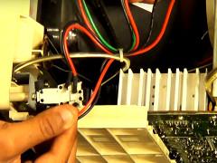 DarkWolf80s - 1084 Power switch