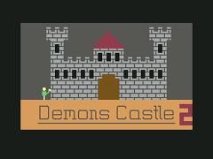 Demons Castle 2 - C64