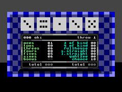 Dice8 - C64
