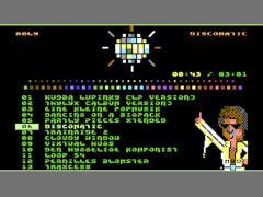 Discomatic MD - C64